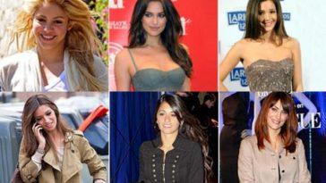 Las 10 novias más lindas de los mundialistas de Brasil 2014