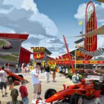 ferrari nuevo parque tematico españa