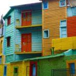 Buenos Aires, Argentina, a pie para mexicanos