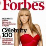 Las 10 celebridades más poderosas del mundo: Forbes