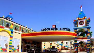 Hotel Legoland en California, diversión para chicos y grandes