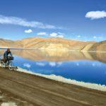 Lago Pangong un tesoro mítico escondido en los Himalaya
