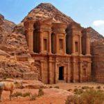 Petra Jordania, una ciudad labrada en la montaña