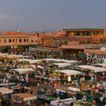 Plaza Yamaa el Fna el rincón más representativo de Marrakesh