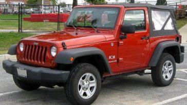 Jeep Wrangler el eterno acompañante de la aventura