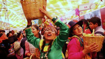 Mistura, la feria gastronómica más grande de AL en el Perú
