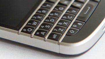Te acuerdas de la Blackberry Classic