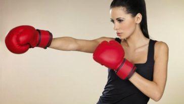 Sesiones de cardio boxing para estar en forma