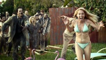 "Turismo ""Zombi"", al estilo The Walking Dead en Atlanta"