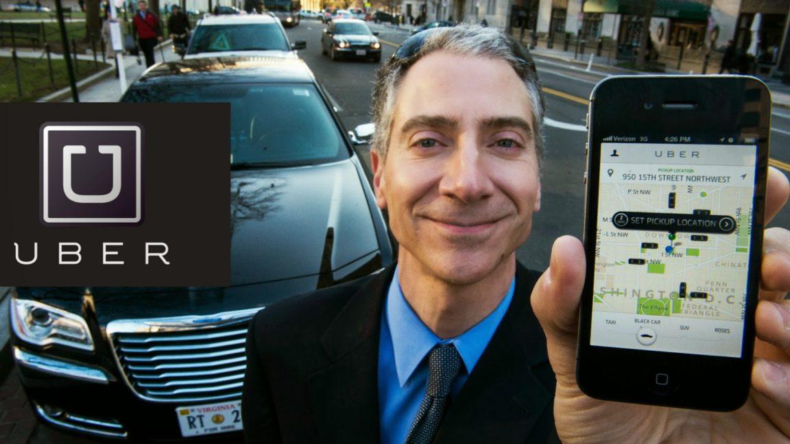 ¿Cómo funciona Uber, la nueva app para pedir un taxi?