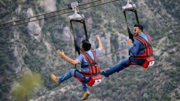 Zip Rider: una de las tirolesas más grandes del mundo está en Chihuahua