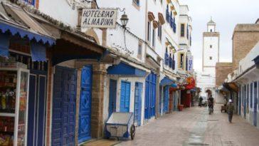 Casablanca, un escenario clásico para el romance en pareja