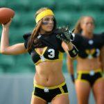 Lingerie Bowl: la liga de las chicas rudas y guapas del fútbol Americano