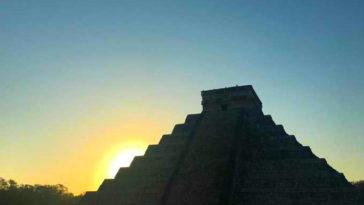 Expedición a Yucatán, tierra ancestral maya. Mayo