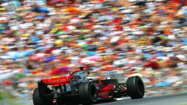 La Formula 1, el evento turístico más importante de México
