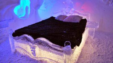 Hotel de Hielo en Quebec: ¿te hospedarías aquí?