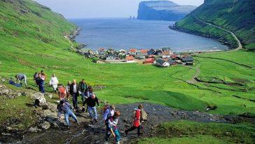 Islas Feroe, el destino exótico de Dinamarca para visitar en Europa