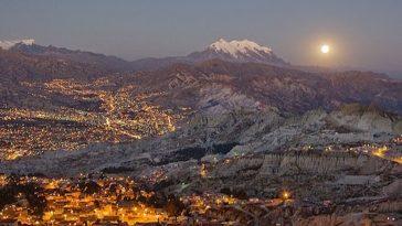 La Paz: una ciudad que vive en medio de Los Andes