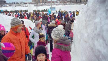 Winterlude: gran celebración del invierno en Canadá