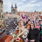 Paquete las ciudades más preciosas de Europa. París, Brujas, Praga, Florencia, Roma
