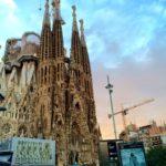 Sagrada Familia, Barcelona España: joya en construcción desde 1883