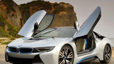 BMW i8 cambiando la forma de viajar en automóvil