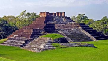 comalcalco tabasco zona arqueologica