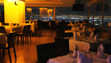 restaurante miralto piso 41 torre latinoamericana