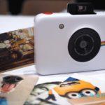 polaroid snap homenaje fotografia tradicional