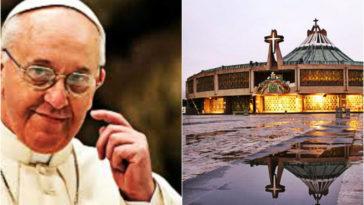 secretos papa francisco basilica guadalupe