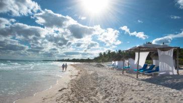 playas riviera maya desconocidas secretas
