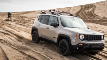 jeep renegade vehiculo aventuro caracteristicas