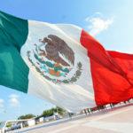 banderas monumentales mexicanas