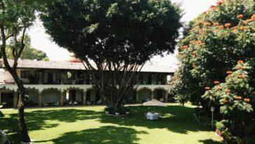 anticavilla hotel cuernavaca morelos