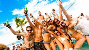 mejores playas vivir springbreak mexico