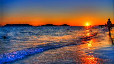 playa algodones mar cortes sonora san carlos