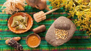 mixiotes molotes gastronomia tlaxcala
