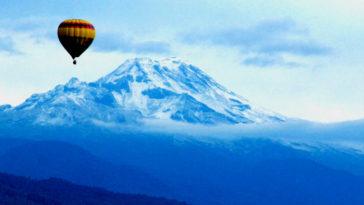 vuelo globo aerostatico tlaxcala cuatro volcanes