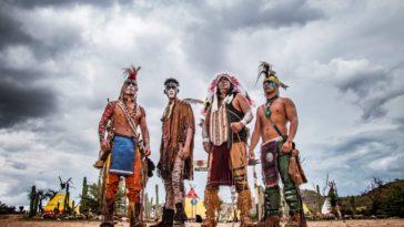 apaches indigenas durango viejo oeste
