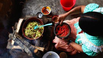 cocineras tradicionales michoacan viaja bonito
