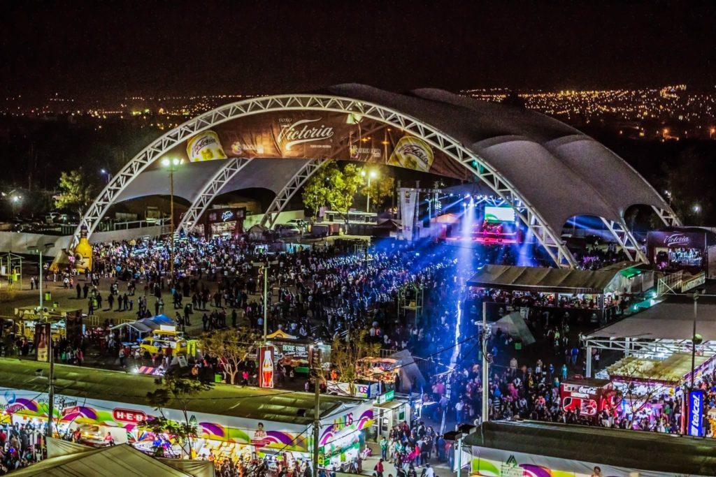 Feria León Guanajuato