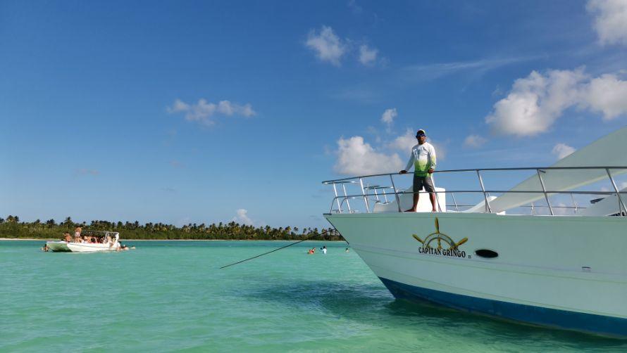 Isla Saona playas de republica dominicana
