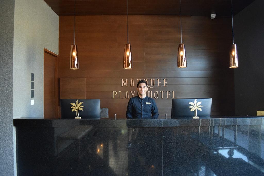 donde hospedarse en playa del carmen riviera maya Hotel Marquee