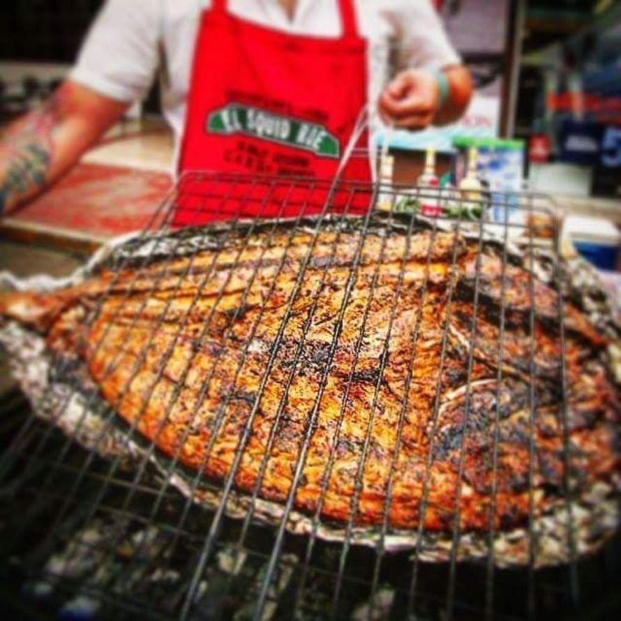 platillos mexicanos comida mexicana  pescado sarandeado