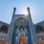 mezquita iran