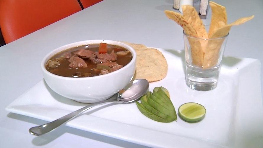 Cuajitos comida típica de Nuevo León