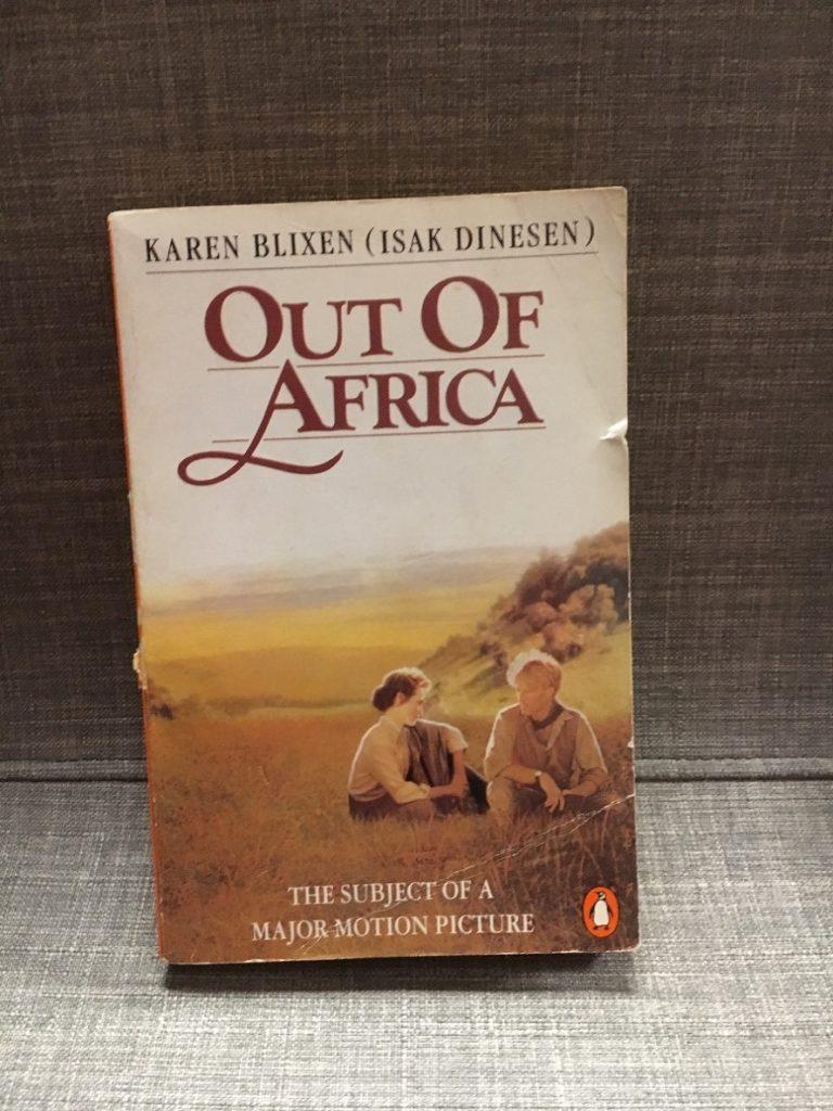 Memorias de África de Isak Dinesen, libros de viajes