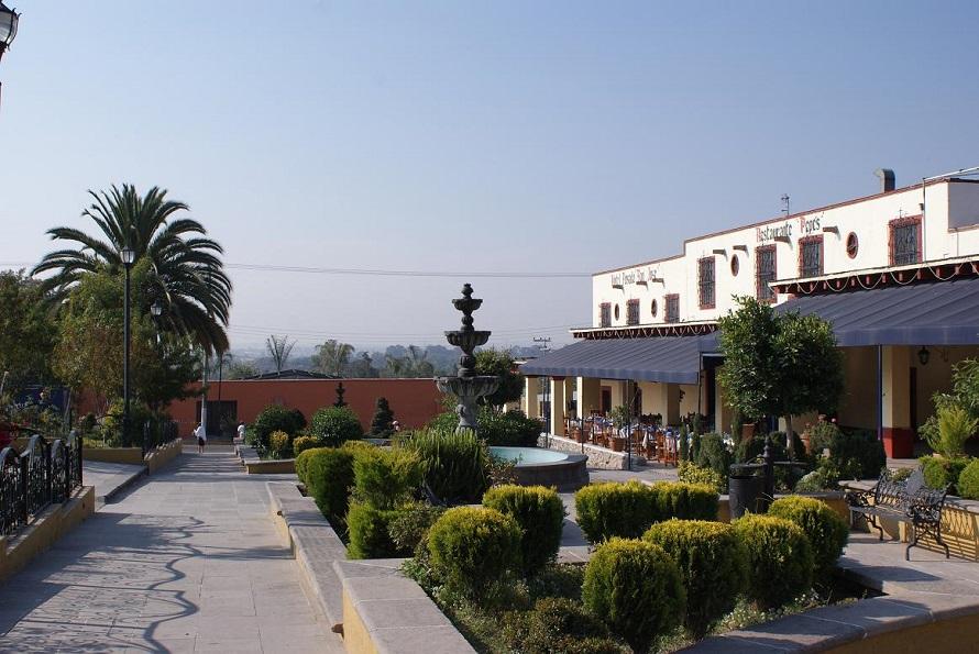 Pueblo Mágico de Tepotzotlán