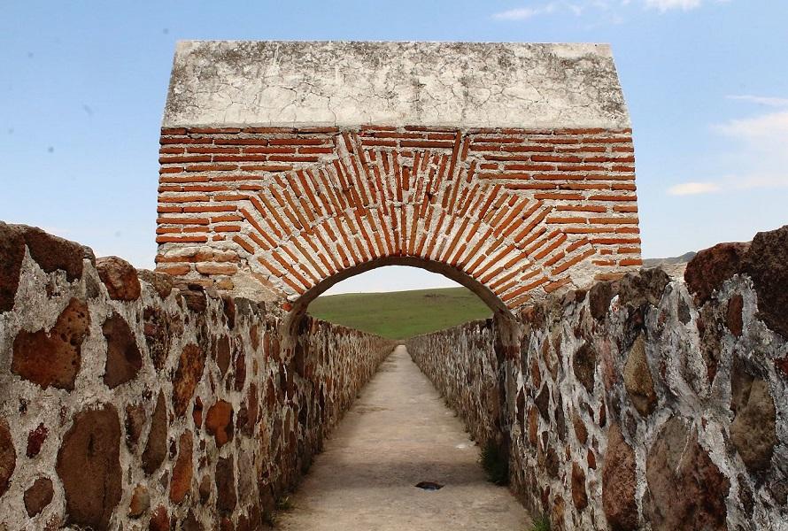 Arcos del Sitio en Tepotzotlán