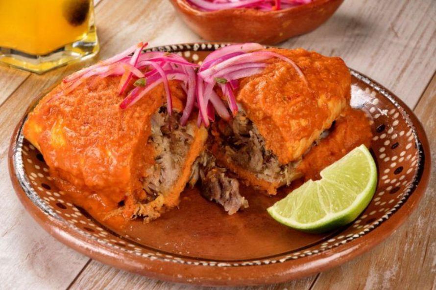 Torta Ahogada de Jalisco